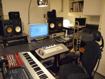 スタジオの写真その1